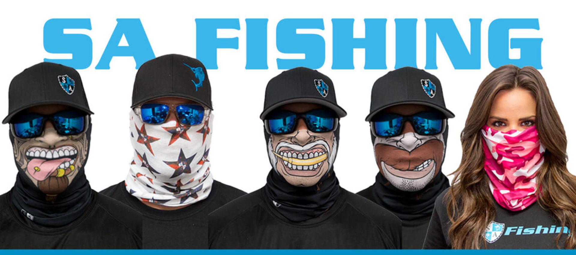 Sa fishing reviews face shield reviews sa fishing for Sa fishing face shield review